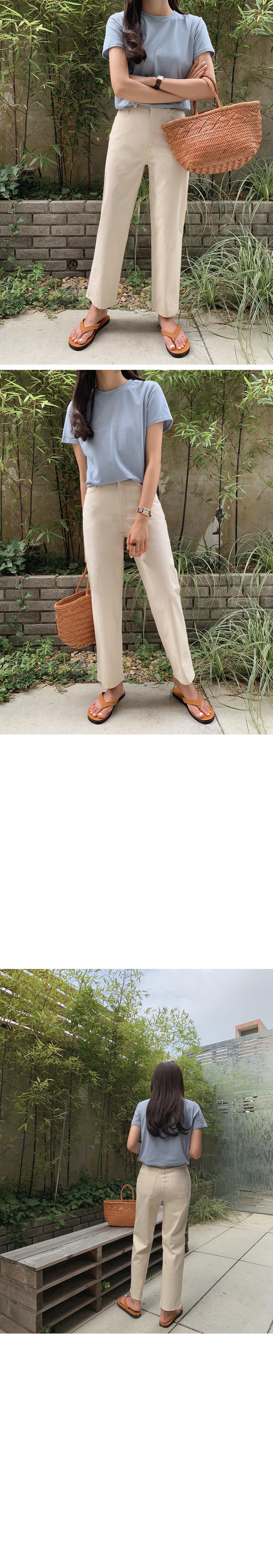 Spancino semi-boy pants
