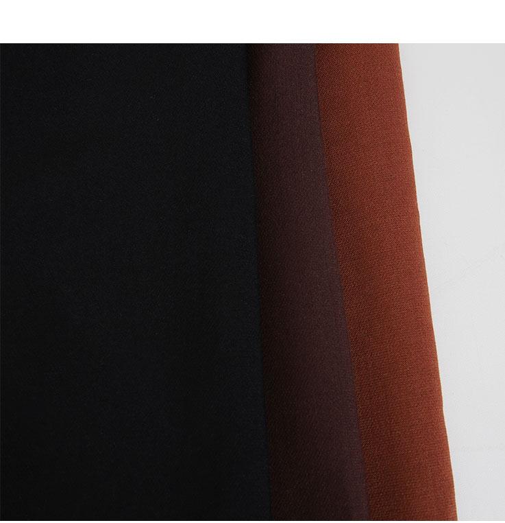Double-mid skirt
