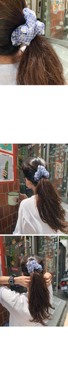 Flower Hair Shoe