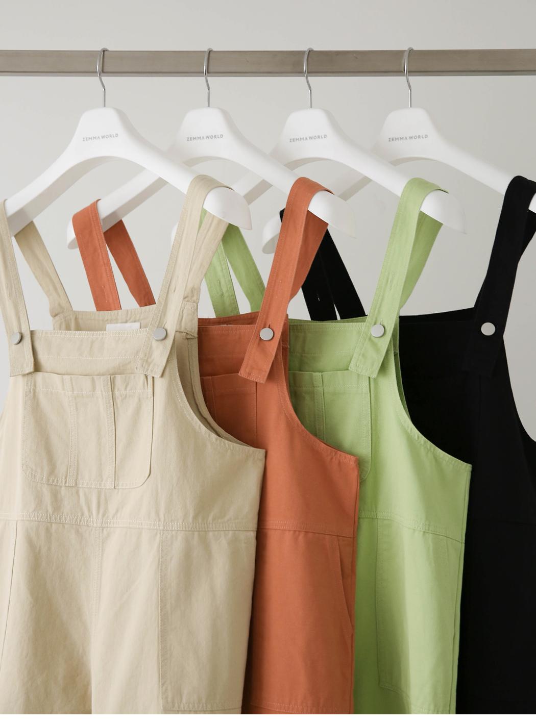 Coconut suspenders