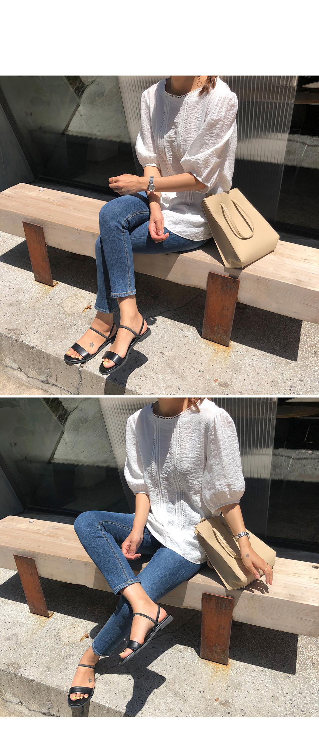 Ciel-strap sandals