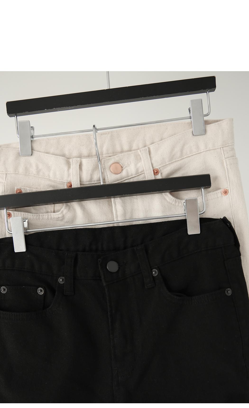 Soft 쫀쫀 Slim Straight Pants