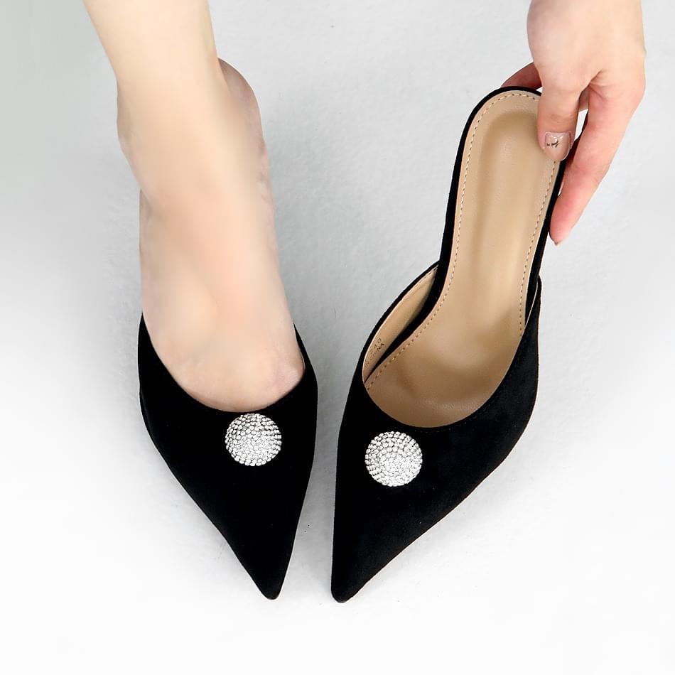 Leot Mule Slippers 7cm 涼鞋