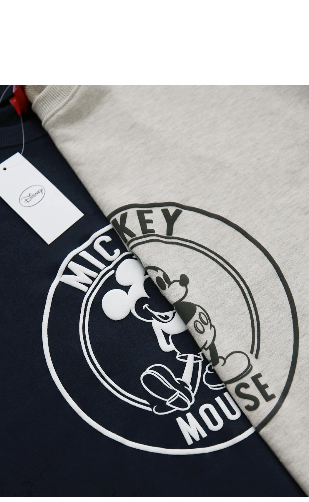 Genuine Disney/ Circle Mickey Sweatshirt