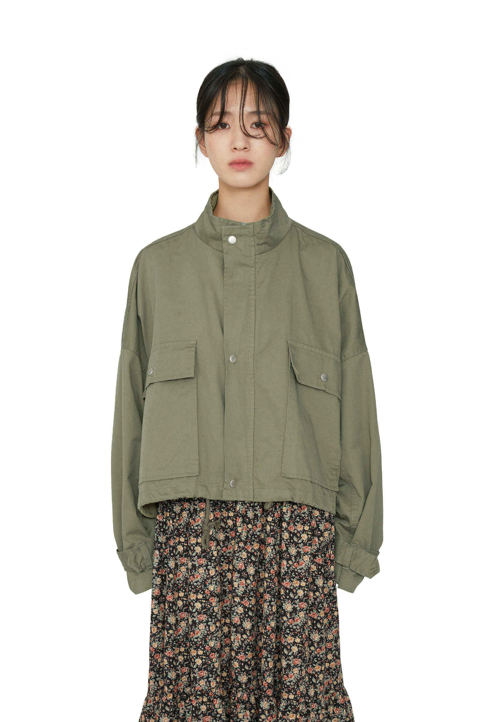 Toy button-up casual jacket