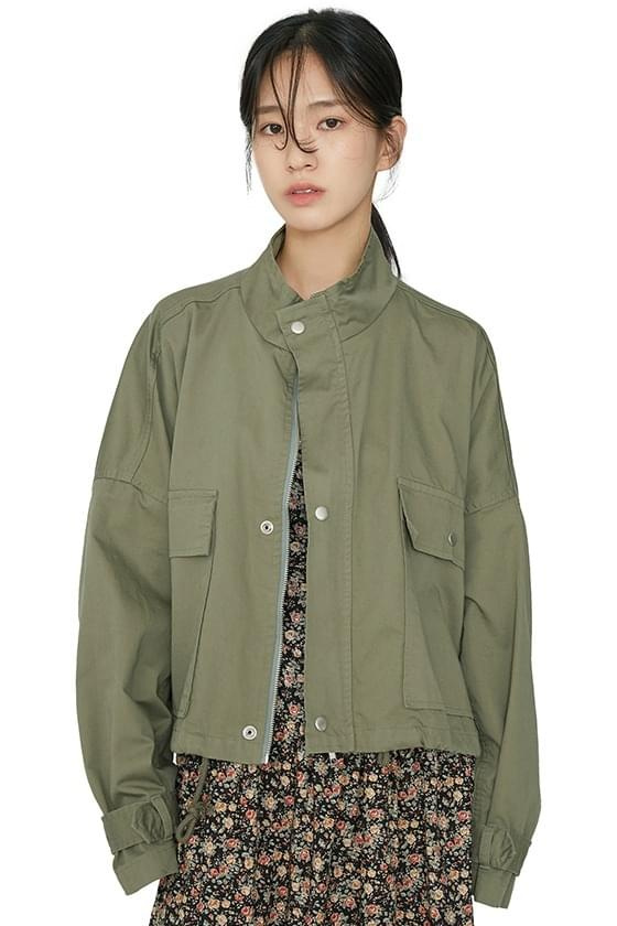 Toy button-up casual jacket 夾克外套