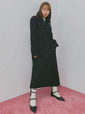 Double Tay Long Coat 大衣外套