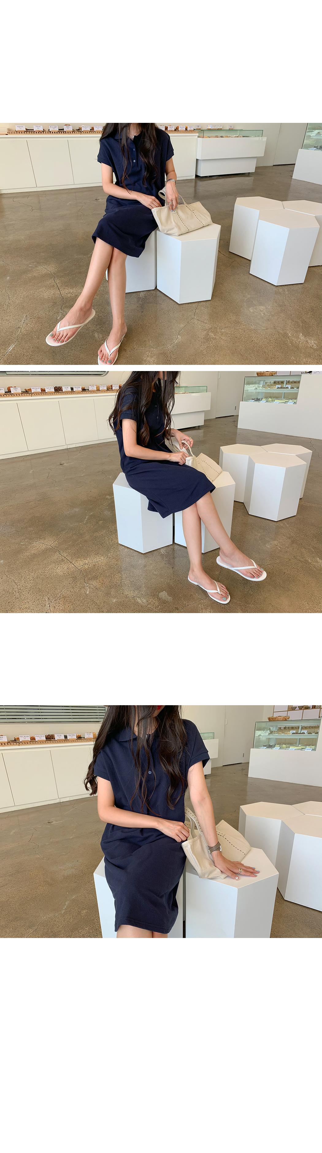 Classic Short Sleeve PK Dress