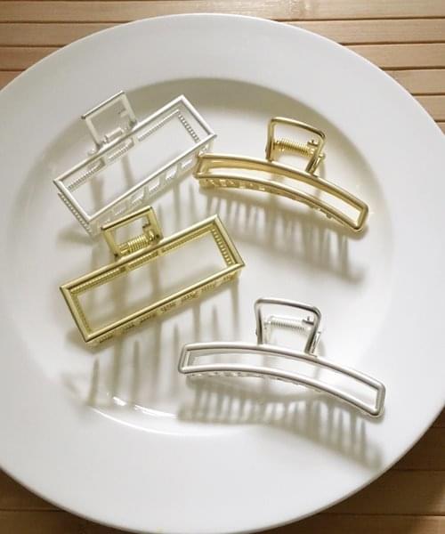 line hair pin 配飾