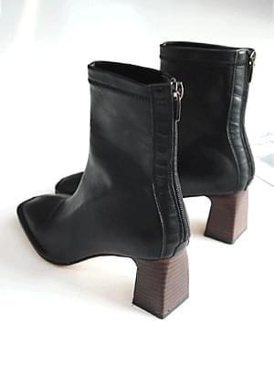 Soo Ah Socks Ankle Boots 6cm 靴子