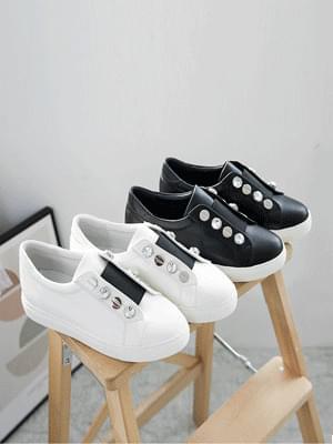 Bielton full-heeled sneakers 2cm 球鞋/布鞋