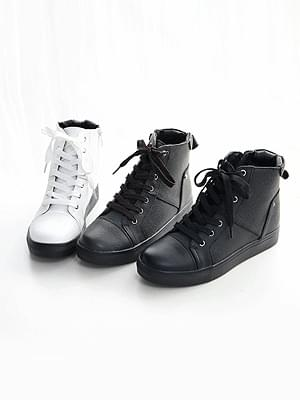 Cibeta Leather Walker Sneakers 3cm 球鞋/布鞋