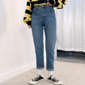 Soi Denim Straight Pants 牛仔褲