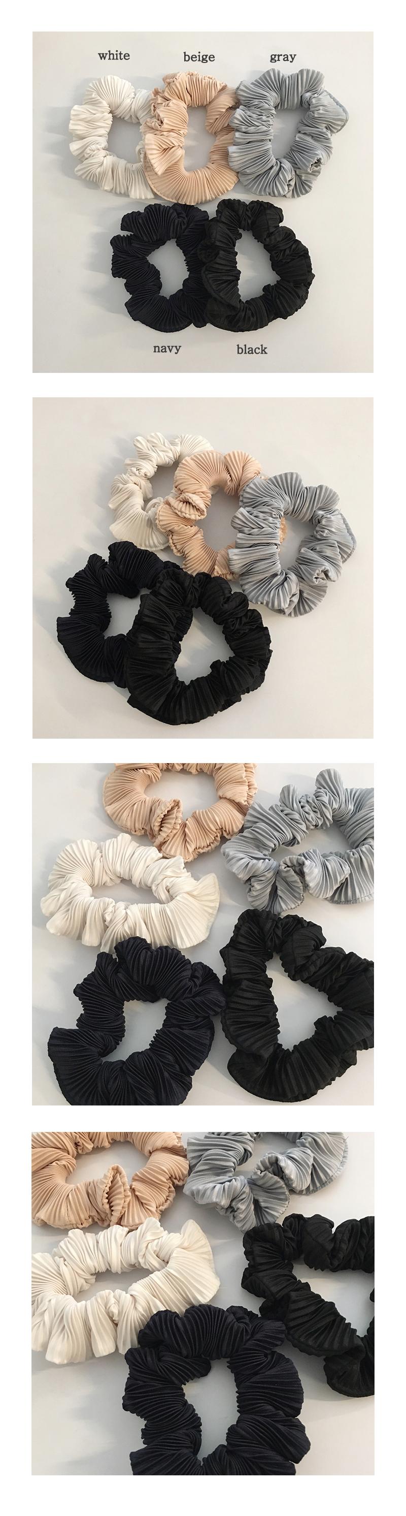 furrow scrunchie