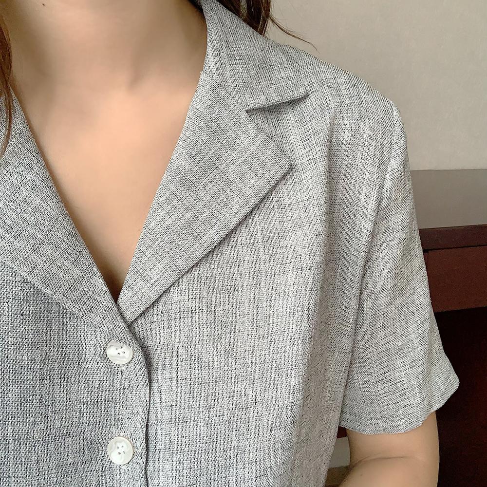 Shading half shirt