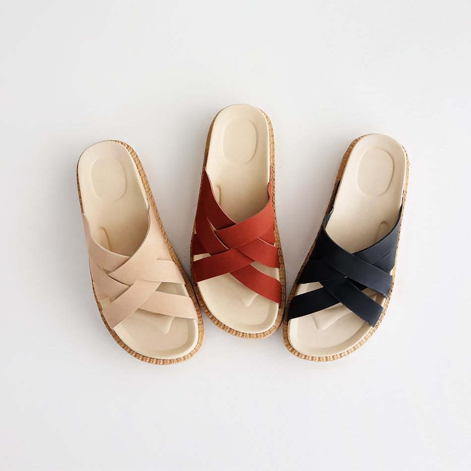 Tensor Slippers 4cm