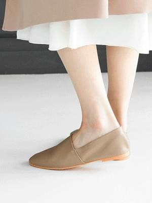 Tapered loafers 1cm
