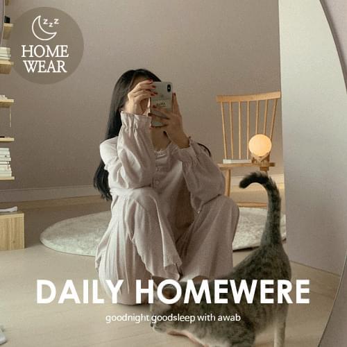 #homewear_homewear:small check set