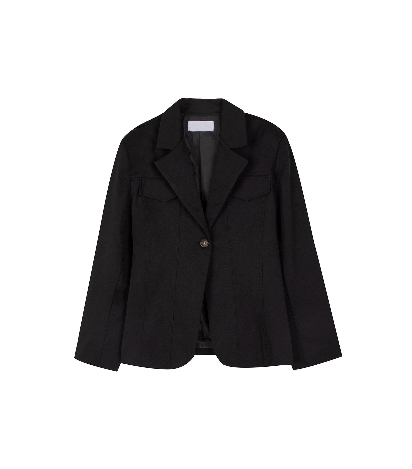 Fran line single jacket