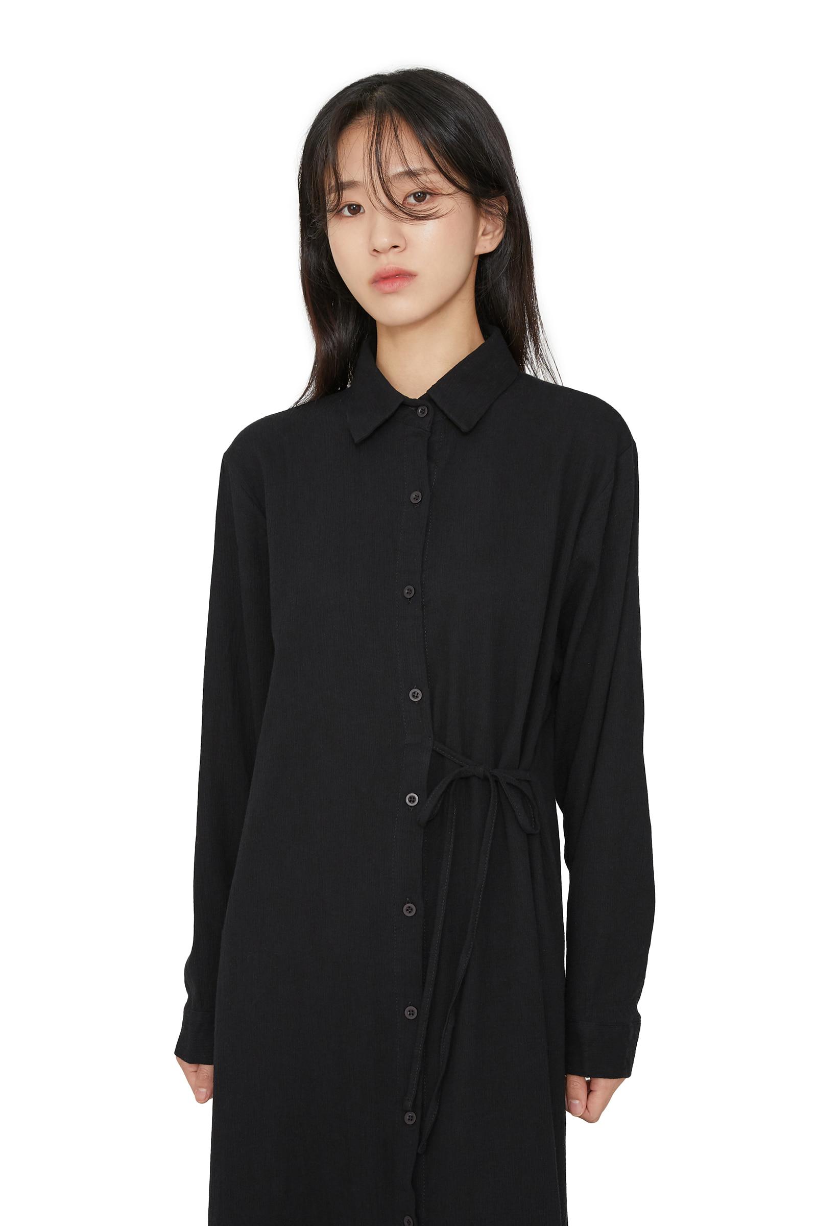 Porter loose shirtdress