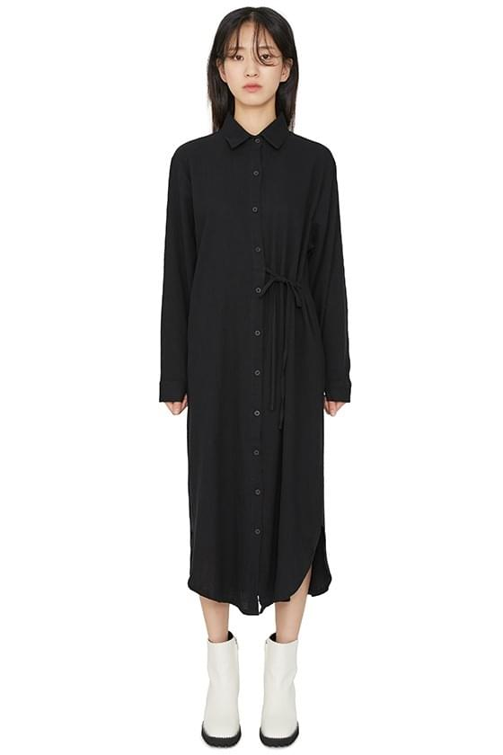 Porter loose shirtdress