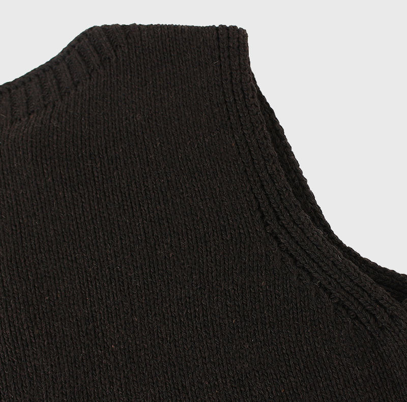 Back split vest