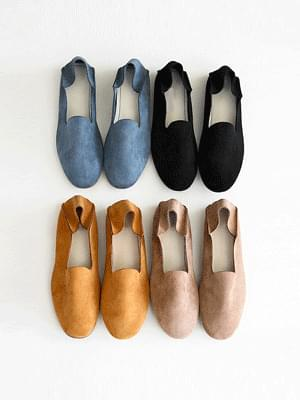 Eco-L two-way loafers 1cm loafers