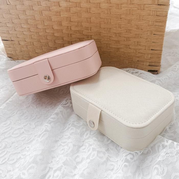 Minimal accessory storage box 配飾