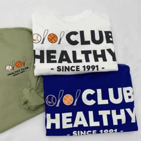 Healthy Baseball Sweatshirt 長袖上衣