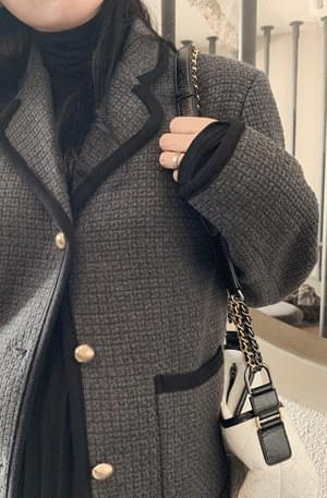 Ivy League wool tweed jacket 夾克外套