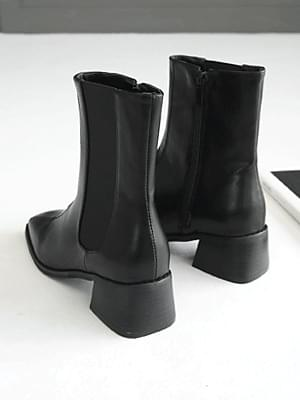 Bellyden Chelsea middle boots 5cm boots
