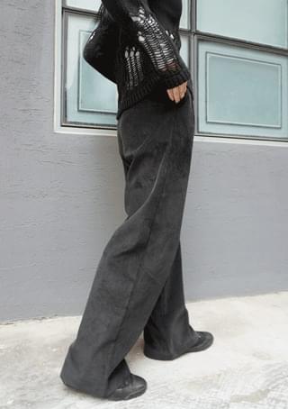 wearable corduroy pants (3colors)