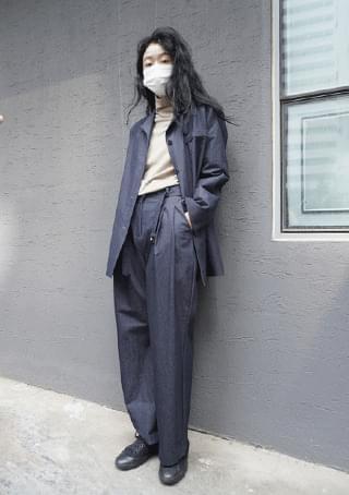 clean cotton set - pants (3colors)