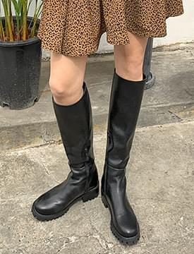 Berry Round Long Boots 靴子