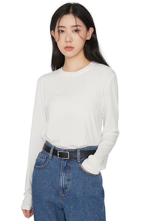 Fury Tencel long sleeve T-shirt