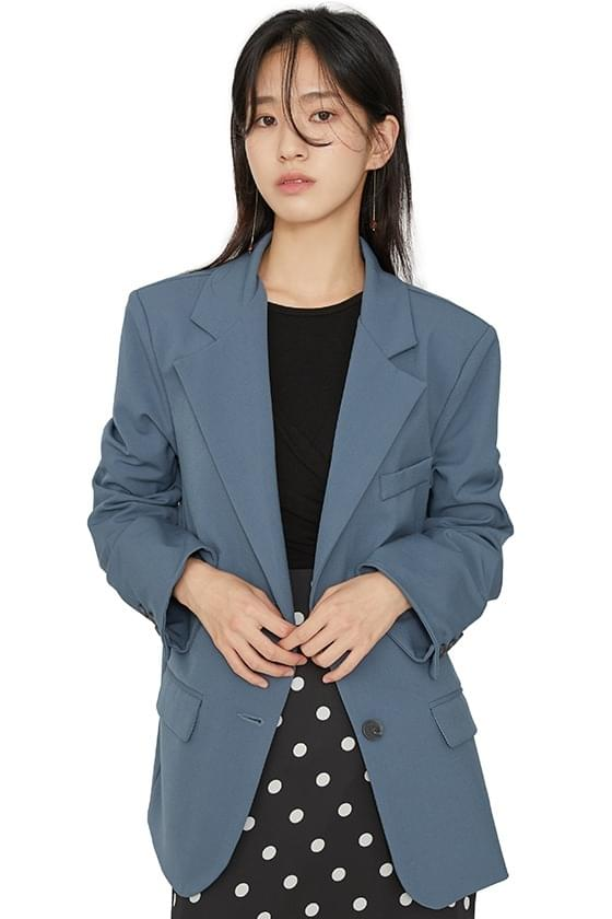 Bella single blazer 夾克外套