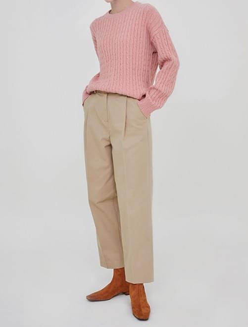 Boy pintuck trousers パンツ