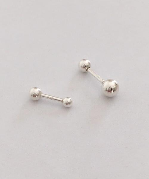 ball piercing earring