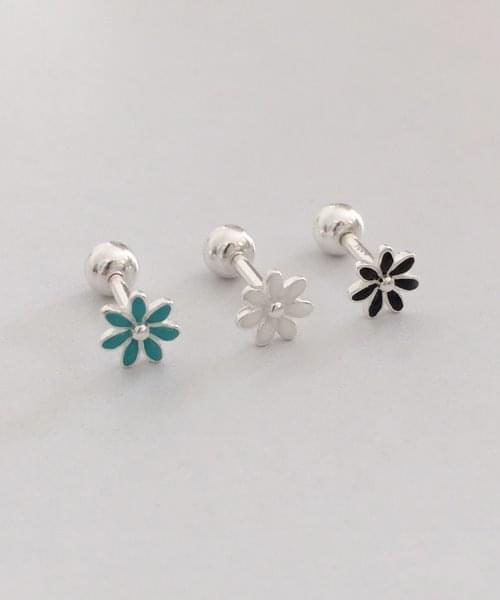 mini flower piercing ピアス / イヤリング