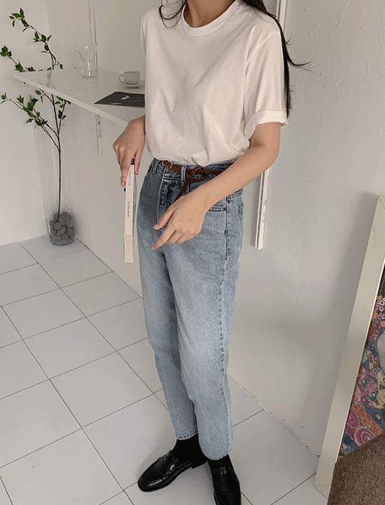 韓國空運 - Ray date denim 牛仔褲