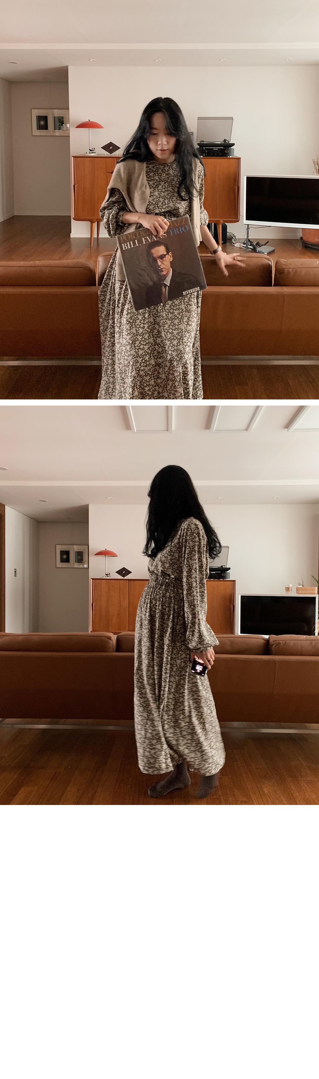 Sopila Double String Dress