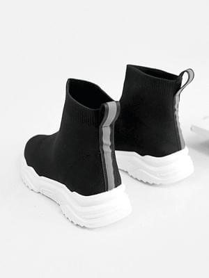 Lamia Sox Slip-on 4cm sneakers