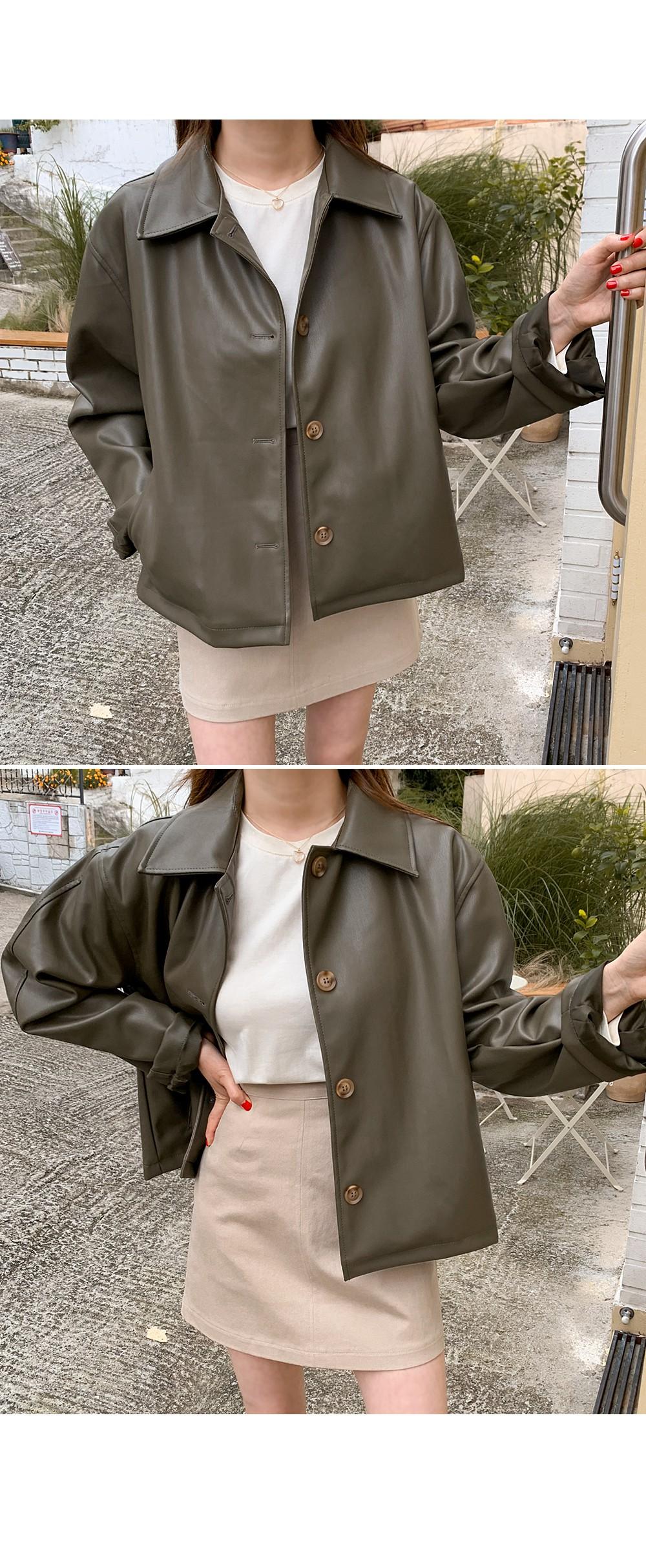 Matilda Leather JK