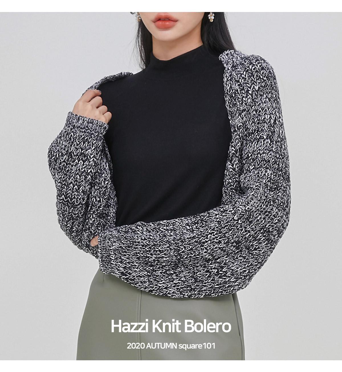 Hatchi Knit Bolero