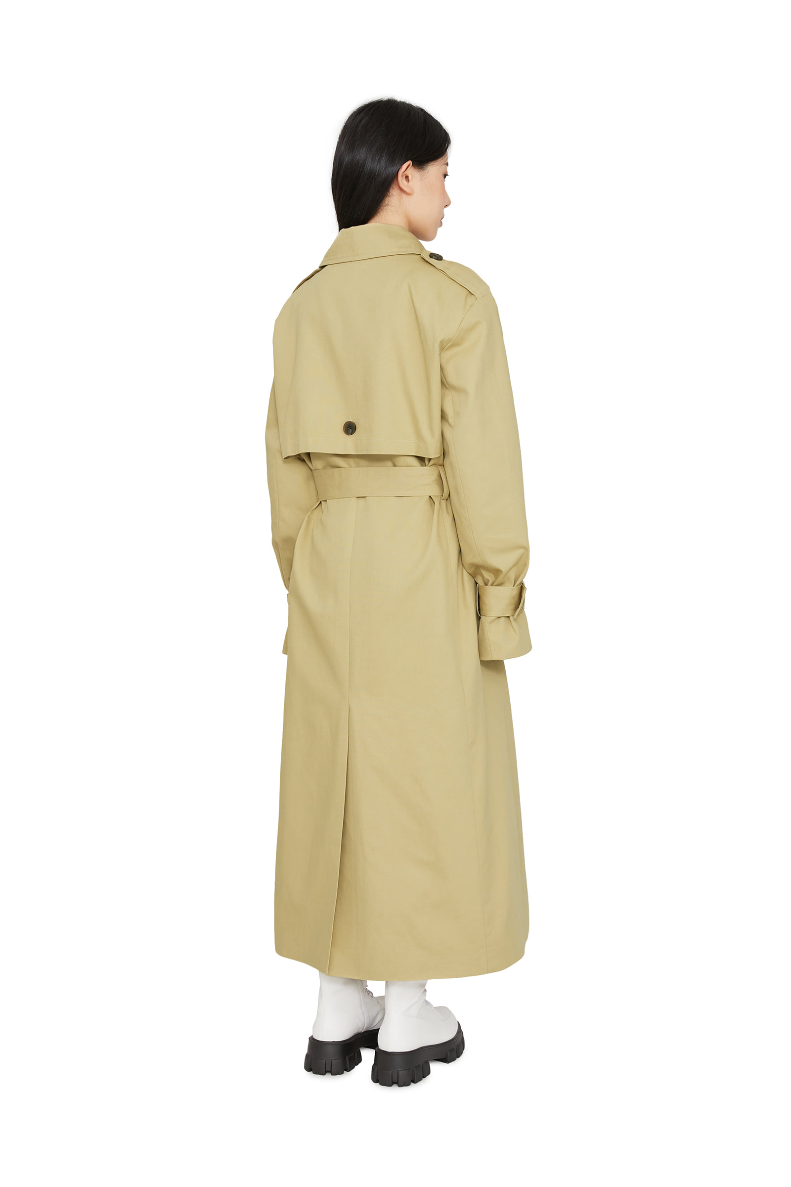Boston Padded Trench Coat