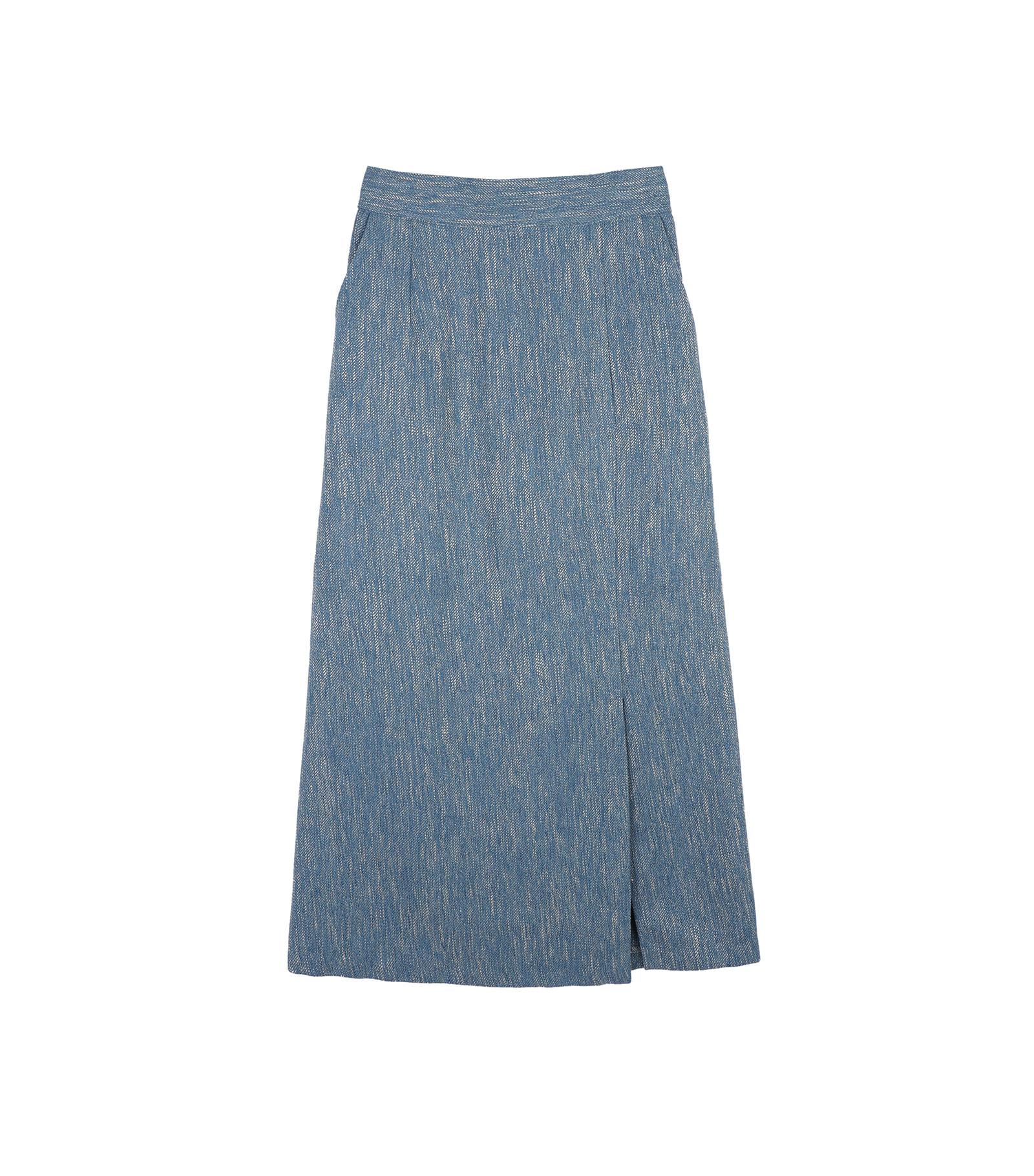 Croquis maxi skirt