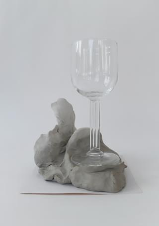 opening night wine glass アクセサリー