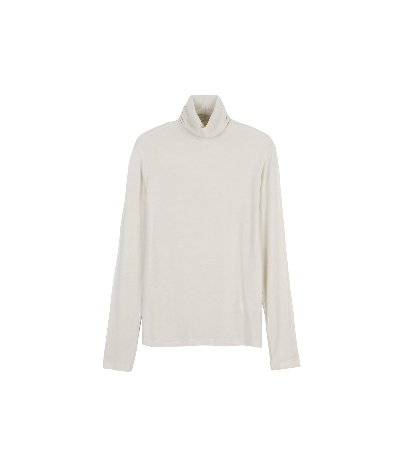 Daily Cainwool Turtleneck Top