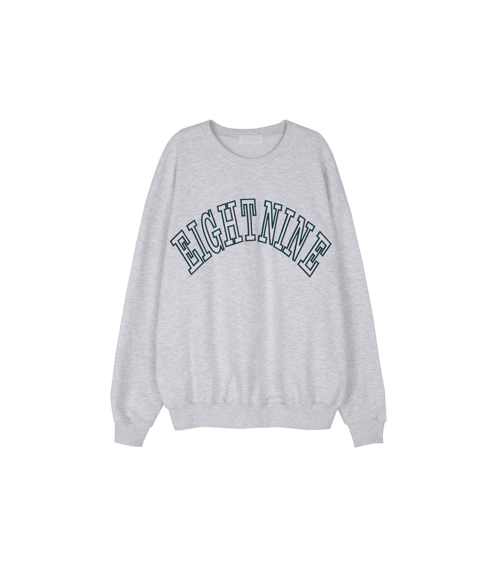 Nine overfit sweatshirt