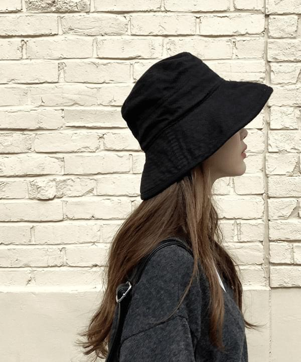 Dough Twill Cotton Bucket Hat